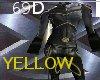 {69D}X-Squad Suit YELLOW