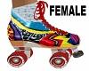 Roller Derby Skates F