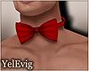 [Y] Bowtie red M