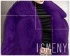 [Is] Fur Coat Purple