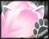 [Pup] Pink Cat Ears