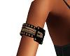 R leapard armband