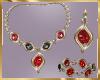 C12 Red Hot Jewelry Seat