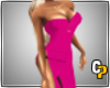 *cp*Long Party Dress
