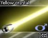 ]dz[ DB Yellow Crystal