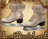 [LPL] Suede Skates