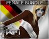 +KM+ Clydesdale Bdl FEM