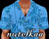 Blue Casual T-Shirt