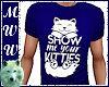 Show Your Kitties Tee