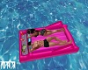 Pool Float W/Refreshment
