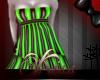 Green Circus Dress