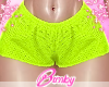 EML Chill Shorts Lime