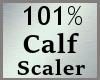 101% Calf Scaler MA