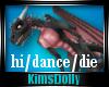 *KD* Morganite Dragon