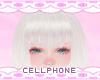 bangs v4 (albino) ❤