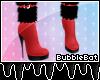 [BB] Goth Xmass Shoes