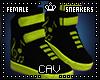 Beatz Yellow Shoes F