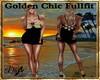 |DRB|Golden Chic Fullfit
