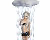 *T* Rain on me