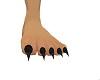 Anyskin clawed feet