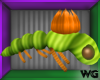 Caterpillar Toy Furni