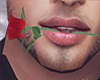 Rose in Mouth