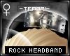 !T Rock headband [F]