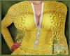 LS~LRG Daisy Yellow Top
