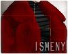 [Is] Fur Coat Red