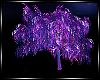 ☾ Neon Willow Tree