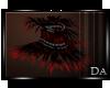 {D} Choker Red