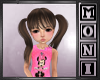 KIDS pigtails with bangs