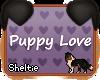 *S* Puppy Love Sign 2.0