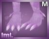 lmL Aenu Berry Feet M