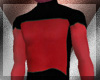 Space Suit Red (M)