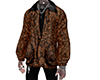 animalprint fur jacket