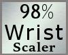 Wrist Scale 98% M A