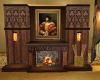 Medieval Fireplace Anim