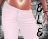 [Ele]Baby Pink JEANS