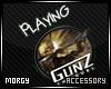 [MD] Playing GunZ Sign