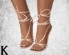 *K* Diva Beach HeelShoes
