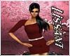 Dress Sensual Red