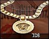 Verace Medusa Gold Chain