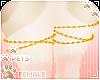 [Pets]Eleo|garter pearls