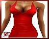 ~T~Red Mini Dress