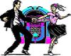 50's Couples Dance