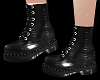Black Summer Doc Martins