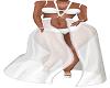 White Goddess Dress /RLL
