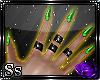 Ss✘Halloween Nails