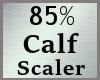 85% Calf Calves Scale MA
